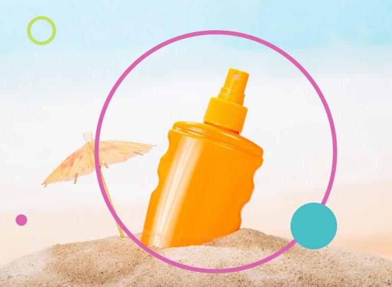 skin cancers and sunburn
